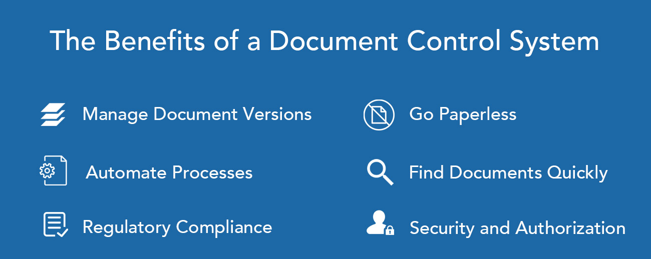 What is Document Control