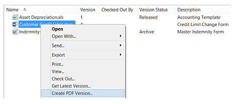 manage pdf screenshot